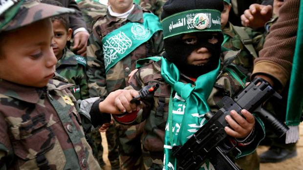 Hamas child