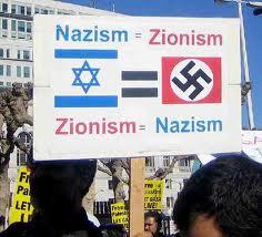 Israel as Nazis