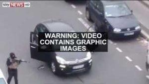 2015 Paris attacks screencap