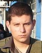 Border Policeman St.-Sgt. Benjamin Yakubovich