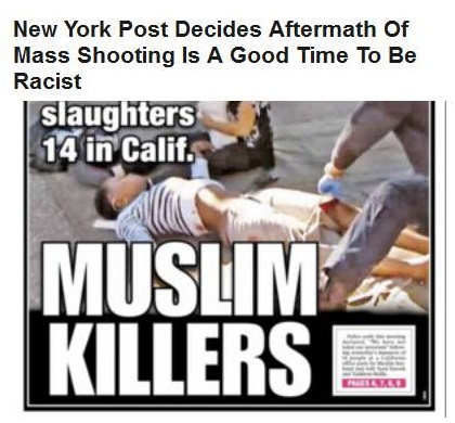 12-04-2015 FPHL 12-01 - NYP racist for calling out Muslim terrorism