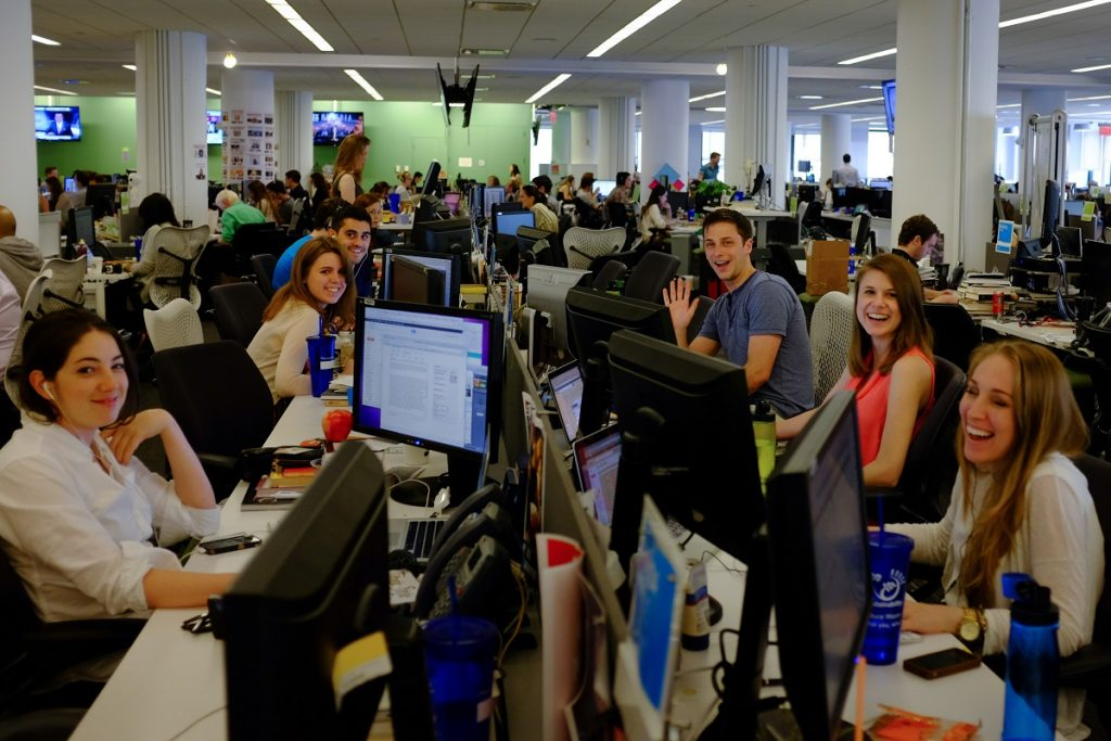 HuffPost offices