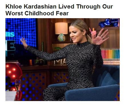 19Feb 16 FP HP weeps for Kardashian - worst childhood fear