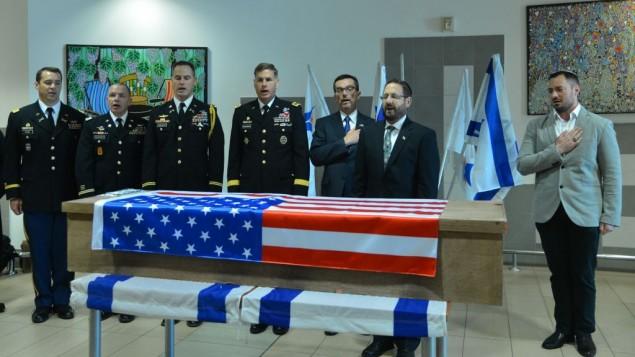 Ben Gurion memorial 11Mar16