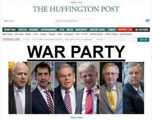 06Aug WAR PARTY splash - Iran deal opp - callout