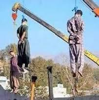 Iran hanging gays under Rouhani